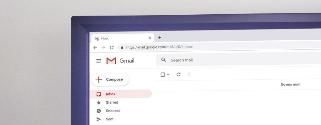 Gestão de e-mail marketing