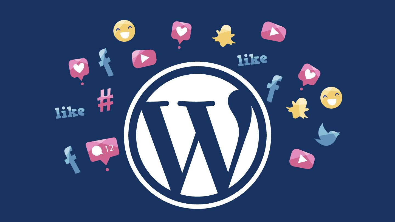 Como trabalhar as redes sociais no seu site WordPress?
