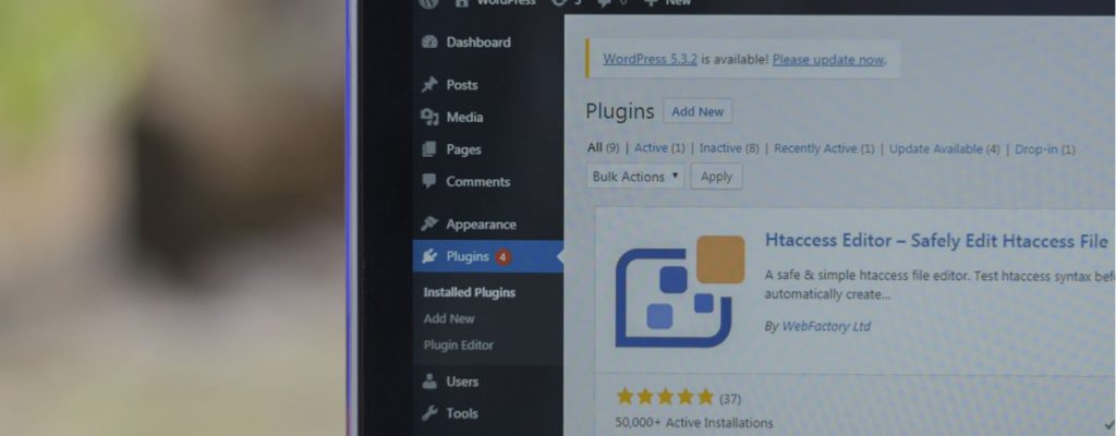 Plugins de backup para WordPress