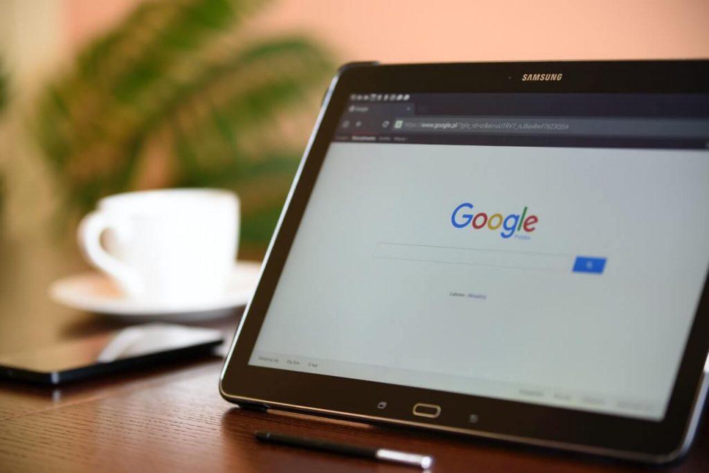 Como vender no Google