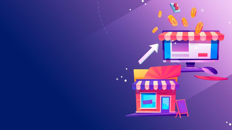 Como expandir suas vendas do offline para o online