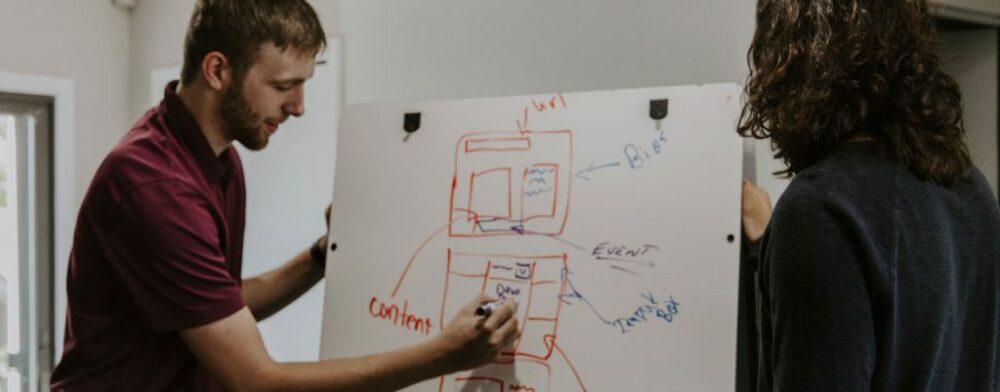 Faça o planejamento das palavras-chave que serão usadas na estrutura do seu site.