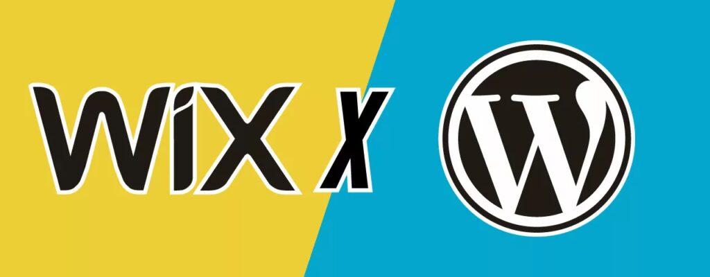 Wix ou WordPress